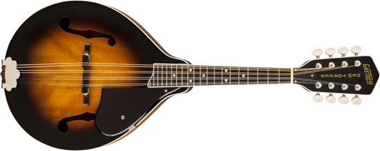 Gretsch Releases New Banjos and Mandolin   Music News