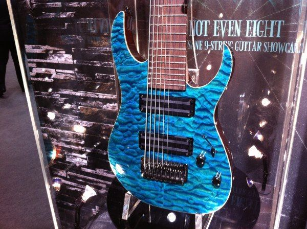 musikmesse 2013 guitar highlights music news ultimate guitar com. Black Bedroom Furniture Sets. Home Design Ideas