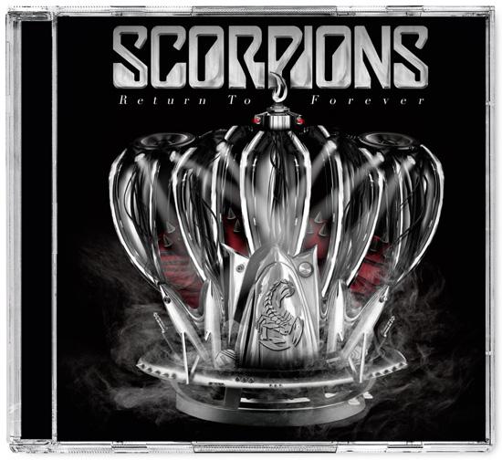 Scorpions - Return to Forever Album Coverart