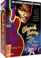 Chuck Berry: Hail! Hail! Rock 'N' Roll [DVD]