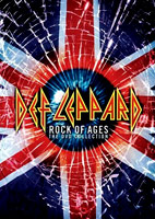 Rock Of Ages: Definitive Collection [DVD]