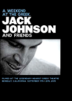 Jack Johnson: A Weekend At The Greek [DVD]