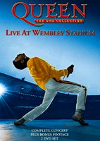 Queen: Live At Wembley Stadium [DVD]