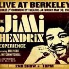 Jimi Hendrix: Live At Berkeley: 2nd Show