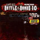 Various Artists: Ernie Ball Battle Of The Bands, Vol. 10