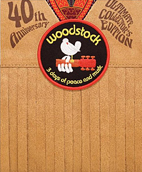 Woodstock: 40th Anniversary Collectors Edition [DVD]