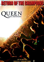 Queen: Return Of The Champions [DVD]