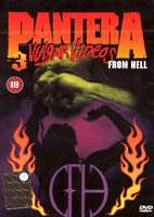 Pantera: 3 - Vulgar Videos From Hell [DVD]