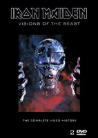 Iron Maiden: Visions Of The Beast [DVD]