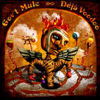 Gov't Mule: Deja Voodoo