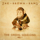 Zac Brown Band: The Grohl Sessions Vol. 1 [EP]