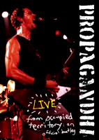 Propagandhi: Live From Occupied Territory: An Official Bootleg [DVD]
