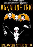 Alkaline Trio: Alkaline Trio - Halloween At The Metro [DVD]