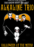 Alkaline Trio - Halloween At The Metro [DVD]