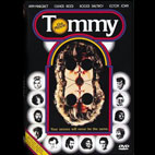 Tommy The Movie [DVD]