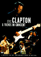 Eric Clapton: In Concert-Benefit For The Crossroads [DVD]
