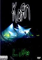 Korn: Live [DVD]