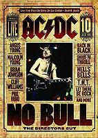 AC/DC: No Bull The Director's Cut [DVD]