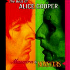 Mascara & Monsters: The Best Of Alice Cooper