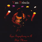 Van Friscia: Epic Symphony In A Flat Minor [EP]