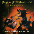 Yngwie Malmsteen: War To End All Wars