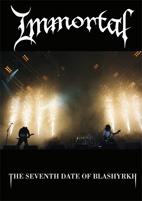 Immortal: The Seventh Date Of Blashyrkh [DVD]