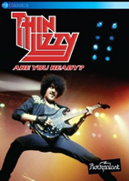 Thin Lizzy: Are You Ready? [DVD]