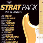 [Miscellaneous]: The Strat Pack - Live In Concert [DVD]