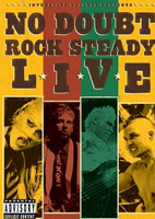 Rock Steady Live [DVD]