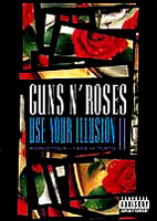 Guns N' Roses: Use Your Illusion II (World Tour 1992 In Tokyo) [DVD]