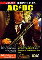 AC/DC: Lick Library: Learn To Play AC/DC [DVD]