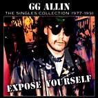 GG Allin: Expose Yourself