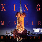 King Missile: Happy Hour
