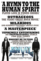 Anvil: The Story Of Anvil [DVD]