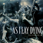As I Lay Dying: This Is Who We Are [DVD]