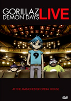 Gorillaz: Demon Days: Live [DVD]