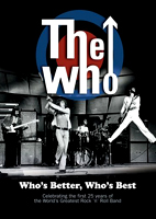 The Who: Who's Better, Who's Best [DVD]