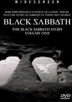 The Black Sabbath Story, Vol. 1 [DVD]