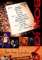 Bon Jovi: Live From London [DVD]