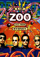 U2: Zoo TV: Live From Sydney [DVD]
