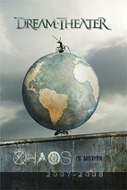 Dream Theater: Chaos In Motion 2007-2008 [DVD]