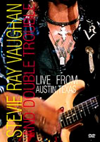 Stevie Ray Vaughan: Live From Austin, Texas [DVD]