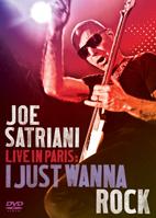 Live In Paris: I Just Wanna Rock [DVD]