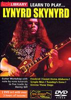 Lynyrd Skynyrd: Lick Library: Learn To Play Lynyrd Skynyrd [DVD]