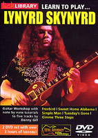 Lick Library: Learn To Play Lynyrd Skynyrd [DVD]