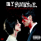 My Chemical Romance: Life On The Murder Scene [DVD]