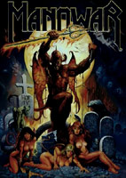Manowar: Hell On Earth IV [DVD]