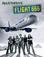 Flight 666 [DVD]