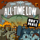 All Time Low: Don't Panic