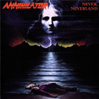 Annihilator: Never, Neverland